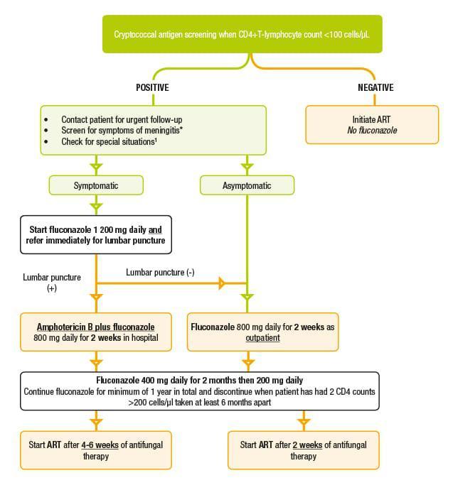 Burden of HIV-associated Cryptococcal meningitis