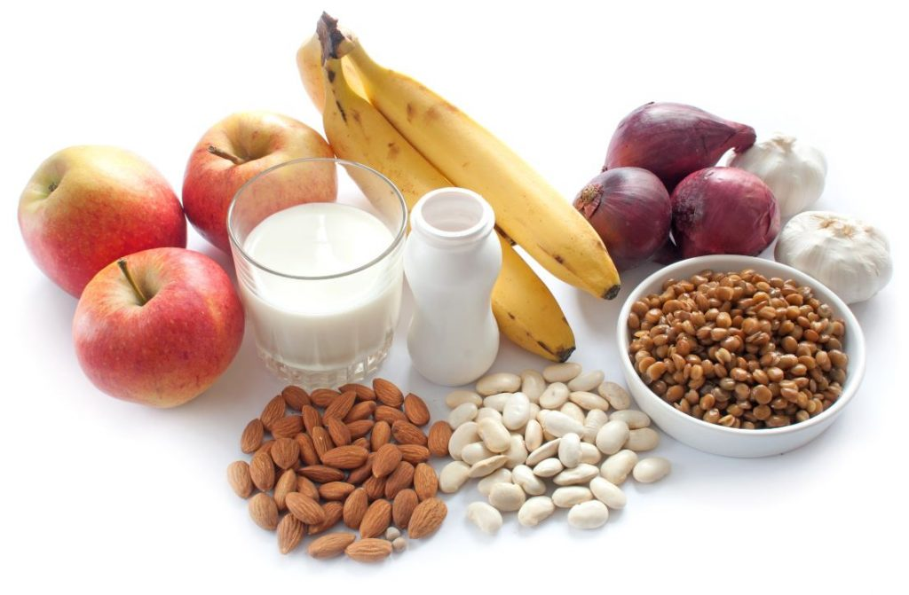 Fibre is carbohydrates that your body doesn't have enzymes to digest so it simply passes through your system