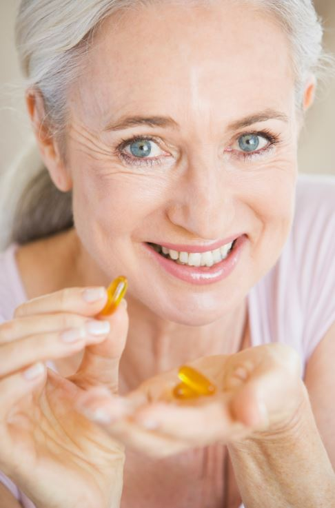 Vitamins, minerals, amino acids, and ginseng help maintain a healthy body and mind.