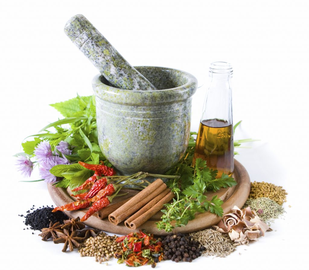 Many medicinal plants have highly beneficial therapeutic properties and can be used to treat a wide range of symptoms and diseases