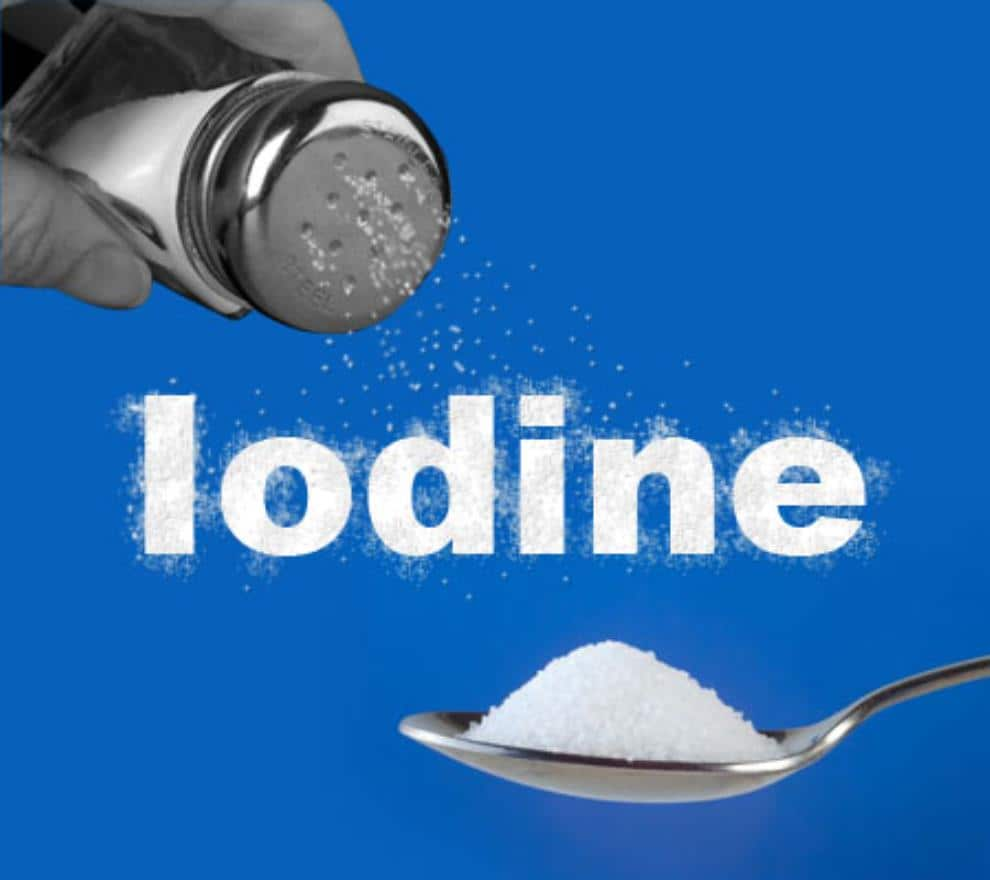 Medical Academic Preventing And Treating Diseases With Iodine
