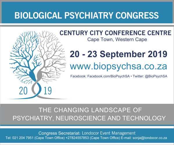 Biological Psychiatry Congress 2019