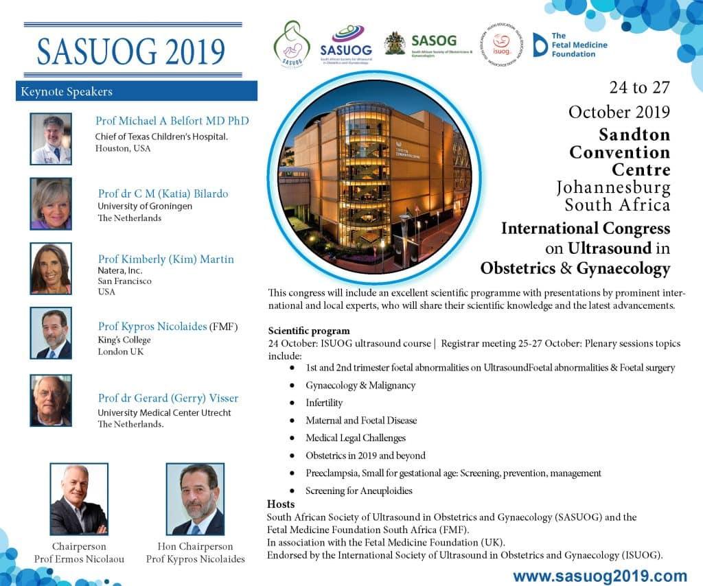 SASUOG Congress 2019