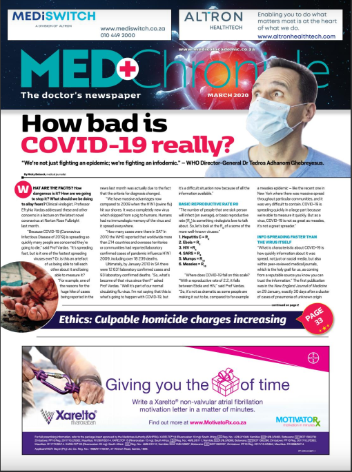 Medical Chronicle March 2020